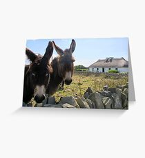 Hello There!!  Greeting Card