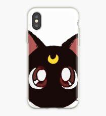 Your Trusty Sidekick, Luna. iPhone Case