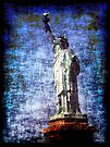 Lady Liberty by Benedikt Amrhein