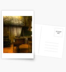 Ode to Elbert Hubbard, East Aurora and Roycroft  Postcards