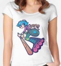Ramona - Scott Pilgrim Women's Fitted Scoop T-Shirt