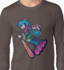 Ramona - Scott Pilgrim Long Sleeve T-Shirt