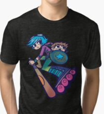 Ramona - Scott Pilgrim Tri-blend T-Shirt
