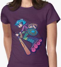Ramona - Scott Pilgrim Womens Fitted T-Shirt