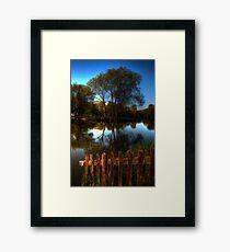 Capstone Country Park  Framed Print