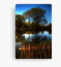 Capstone Country Park  Canvas Print