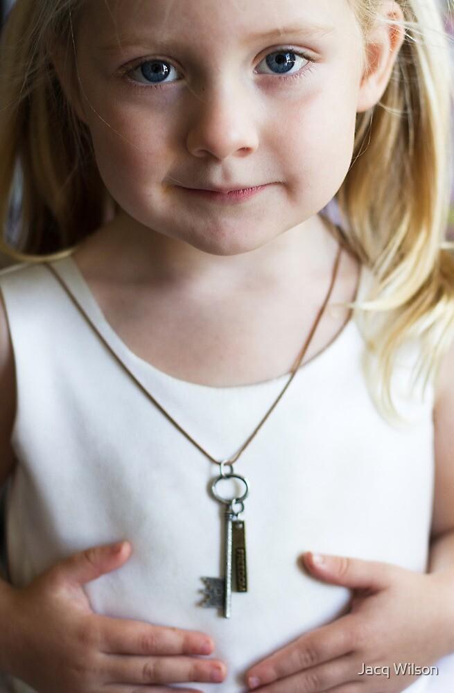 Key to Freedom by Jacq Wilson