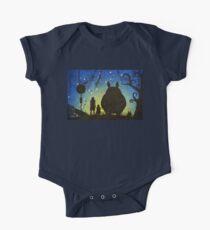 Small Spirits (Totoro) Kids Clothes