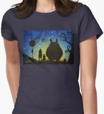 Small Spirits (Totoro) T-Shirt