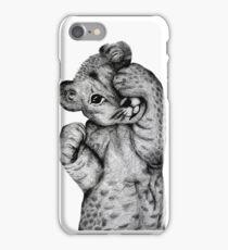 Cheeky Lion Cub iPhone Case/Skin