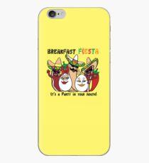 Breakfast Fiesta  iPhone Case