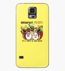 Breakfast Fiesta  Case/Skin for Samsung Galaxy