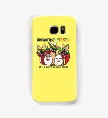 Breakfast Fiesta  Samsung Galaxy Case/Skin