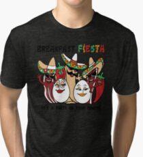 Breakfast Fiesta  Tri-blend T-Shirt