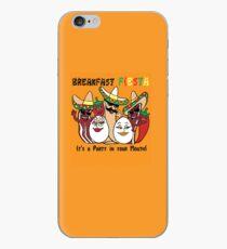 Breakfast Fiesta 3 iPhone Case