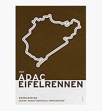 Legendary Races - 1927 Eifelrennen Photographic Print