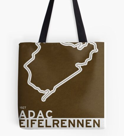 Legendary Races - 1927 Eifelrennen Tote Bag