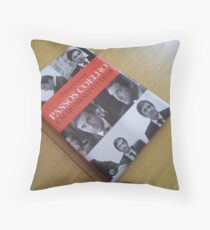 published work Throw Pillow