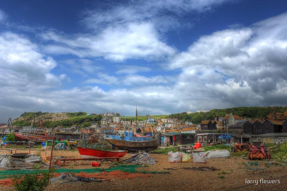 Hastings  by larry flewers