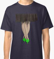 Hot Shoes - Green! Classic T-Shirt