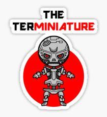 The Terminiature Sticker