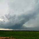 LP Supercell, with huge inflow tail  by Jeremy  Jones