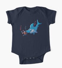 Sharks are Furious, Stop Finning! One Piece - Short Sleeve