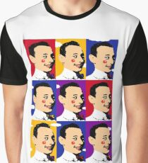 Pee wee Herman Graphic T-Shirt