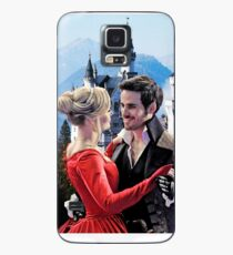 Captain Swan Fairy Tale Watercolor Design 2 Case/Skin for Samsung Galaxy