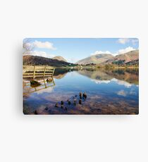 Grasmere Cumbria Canvas Print