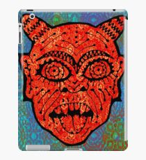'Handsome Devil Mask #2' iPad Case/Skin