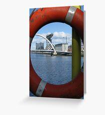Nautical Capture Greeting Card