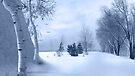 Moody Manitoba Morning 05 by John Poon