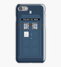 Doctor Who TARDIS iphone tenth doctor iPhone Case/Skin