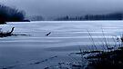 Moody Manitoba Morning 15 by John Poon