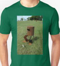 Sculptures On Edge-Ned Kangaroo,Australia 2015 Unisex T-Shirt
