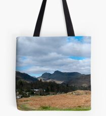 That First View Tote Bag