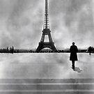 Au Revoir, Paris... One Day I Will Return... by Ainsley Kellar Creations