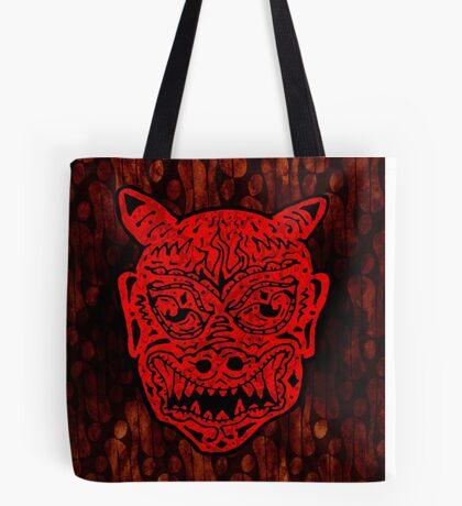 Handsome Devil Mask #1 Tote Bag