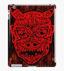 Handsome Devil Mask #1 iPad Case/Skin