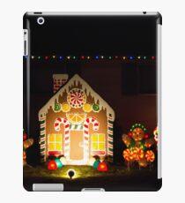 Gingerbread Lawn iPad Case/Skin