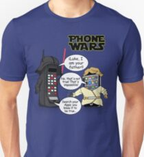 Phone Wars Unisex T-Shirt