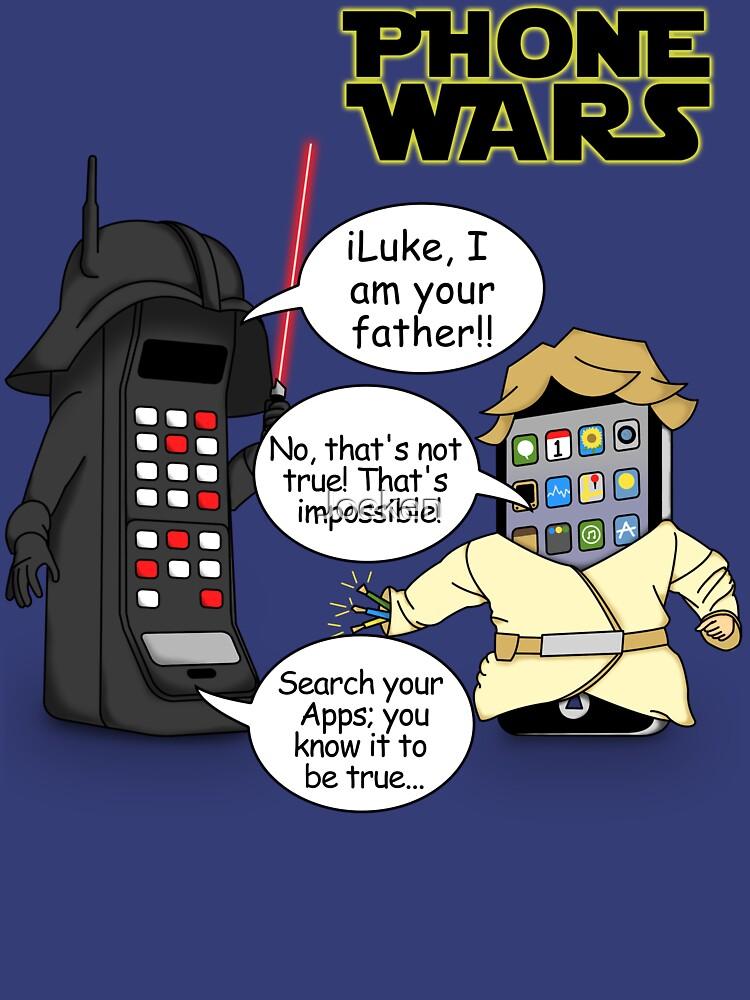 Phone Wars by Joeken
