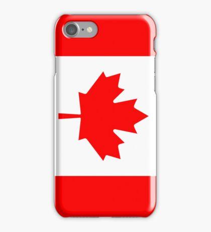 Canadian Flag iPhone Case/Skin
