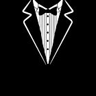 Bow Tie Tuxedo T-shirt by lolotees