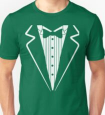 Bow Tie Tuxedo T-shirt Unisex T-Shirt