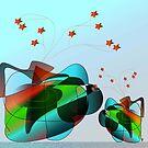 Two Jugs by IrisGelbart
