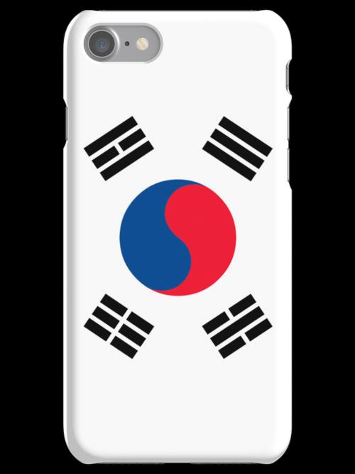 South Korean flag by SOIL