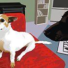 Buddy and Neddy by Matt Mawson