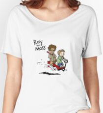 Roy and Moss Women's Relaxed Fit T-Shirt